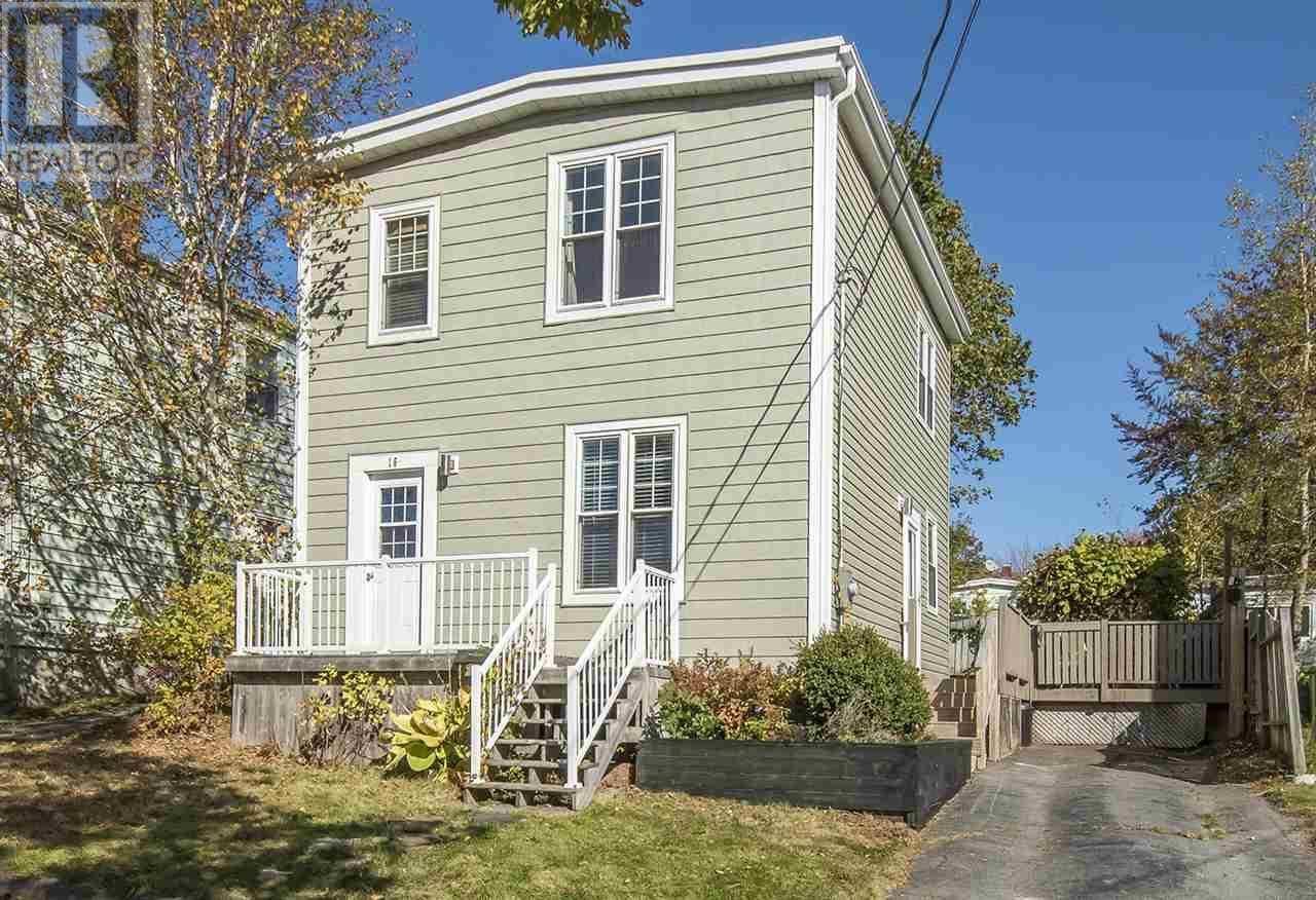 House for sale at 16 Thompson St Dartmouth Nova Scotia - MLS: 201924720