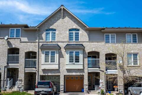 Townhouse for sale at 16 Thornharrold St Ajax Ontario - MLS: E4770469
