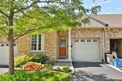Townhouse for sale at 16 Timber Tr Glanbrook Ontario - MLS: H4058161