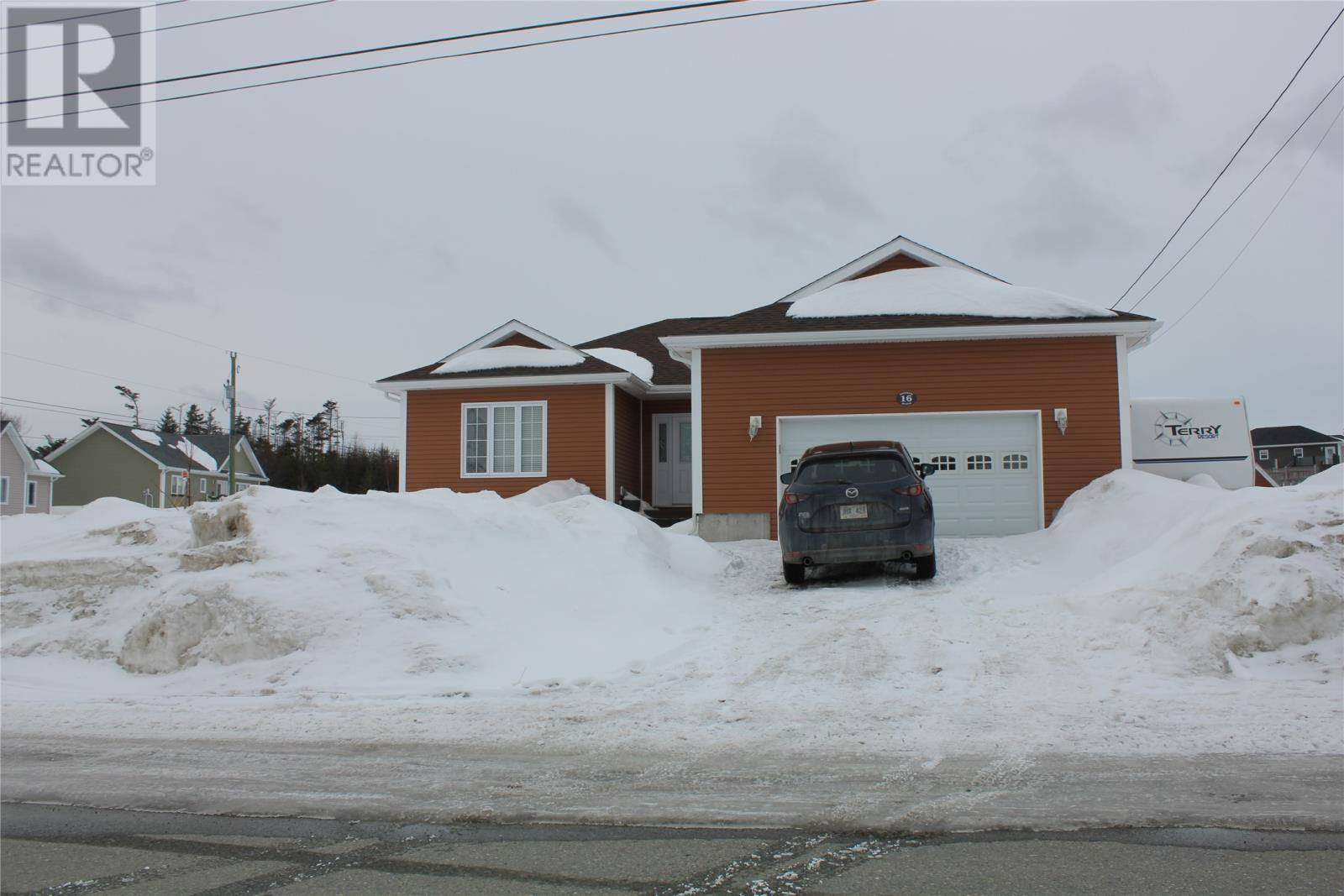 House for sale at 16 Tompkins Ave Stephenville Newfoundland - MLS: 1211853