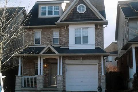House for sale at 16 Truesdale Cres Guelph Ontario - MLS: X4649402