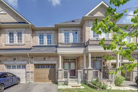 Townhouse for sale at 16 Twinflower Ct Toronto Ontario - MLS: E4530406