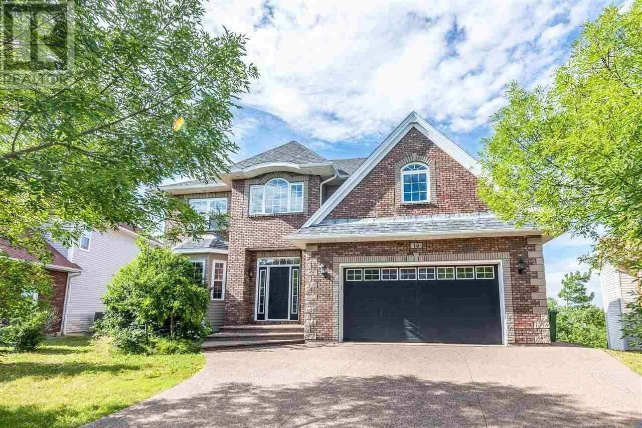 House for sale at 16 Vanier Wy Halifax Nova Scotia - MLS: 202013024