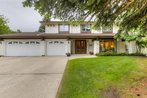 House for sale at  16 Varsity Place Pl Northwest Calgary Alberta - MLS: C4254948