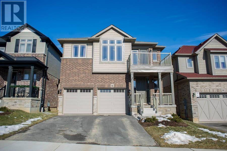 House for sale at 16 Vic Chambers Pl Paris Ontario - MLS: 30799646
