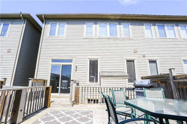For Sale: 16 Vollick Drive, Hamilton, ON | 3 Bed, 3 Bath Townhouse for $599,000. See 20 photos!