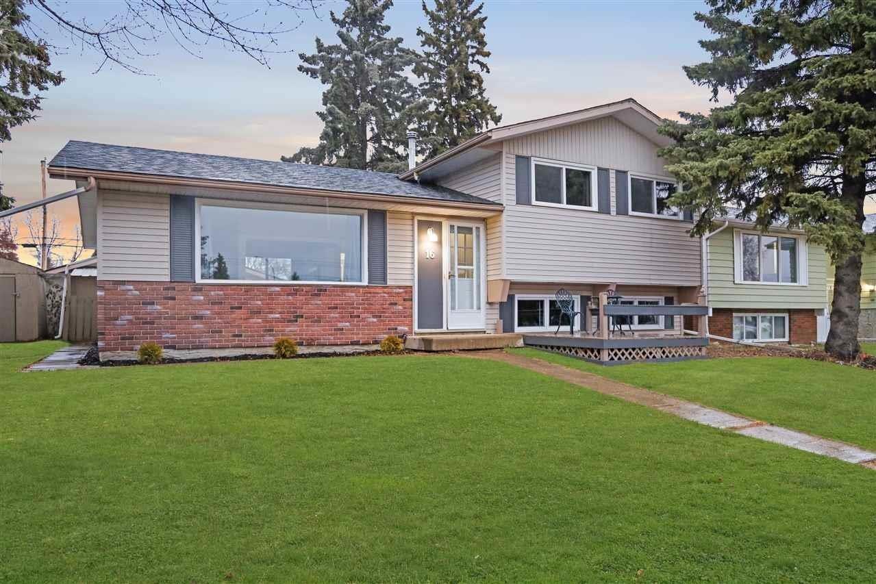 House for sale at 16 Wapiti Dr Devon Alberta - MLS: E4220316
