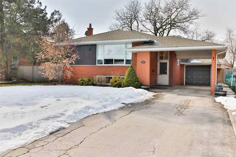 House for sale at 16 Warbeck Pl Toronto Ontario - MLS: W4702917