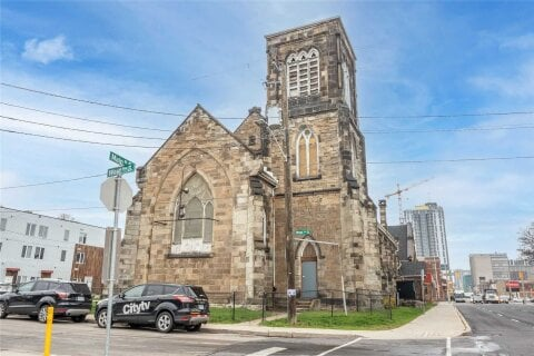 Commercial property for sale at 16 West Ave Hamilton Ontario - MLS: X4998827
