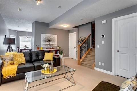Townhouse for sale at 16 West Cedar Ri Southwest Calgary Alberta - MLS: C4286584