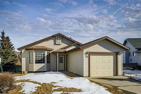 House for sale at 16 West Mcdougal Rd Cochrane Alberta - MLS: C4232251