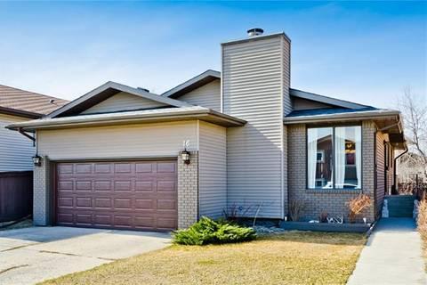 House for sale at 16 Whiteram Cs Northeast Calgary Alberta - MLS: C4241243