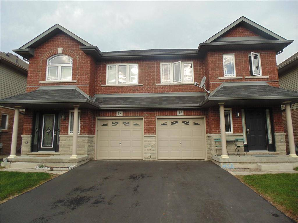 House for sale at 16 Whitworth Te Stoney Creek Ontario - MLS: H4063711