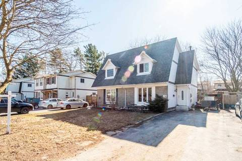 Townhouse for sale at 16 Wilde Pl Barrie Ontario - MLS: S4736730