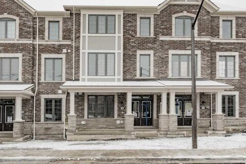 Townhouse for rent at 16 Windflower Wy Whitby Ontario - MLS: E5056021