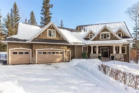 House for sale at 16 Wintergreen Wy Bragg Creek Alberta - MLS: C4282963