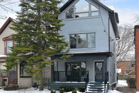 House for sale at 16 Woodlee Rd Toronto Ontario - MLS: E4653820
