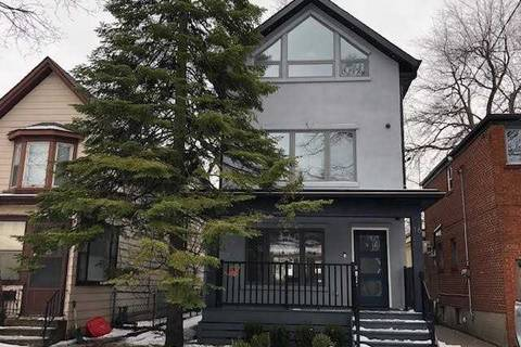 House for rent at 16 Woodlee Rd Toronto Ontario - MLS: E4695455
