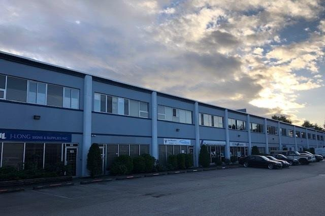 Commercial property for sale at 11880 Hammersmith Wy Unit 160 Richmond British Columbia - MLS: C8034914