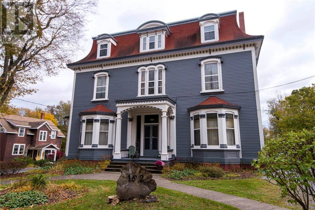 Townhouse for sale at 164 Mount Pleasant Ave Unit 160 Saint John New Brunswick - MLS: NB028616