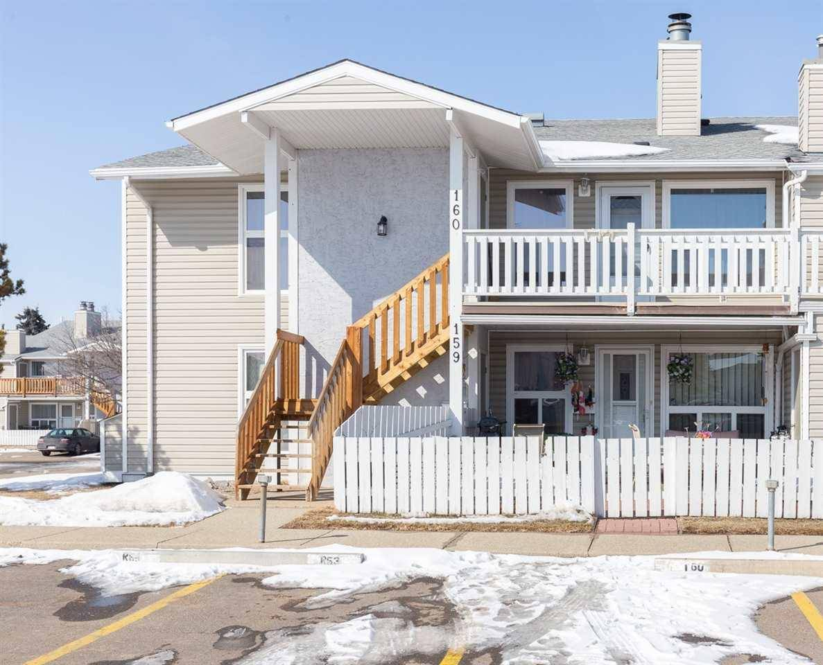 Townhouse for sale at 2703 79 St Nw Unit 160 Edmonton Alberta - MLS: E4192073