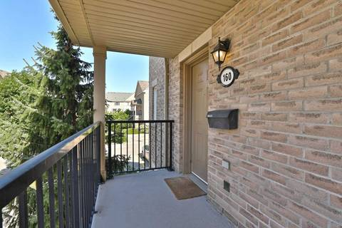 Condo for sale at 4975 Southampton Dr Unit #160 Mississauga Ontario - MLS: W4544423
