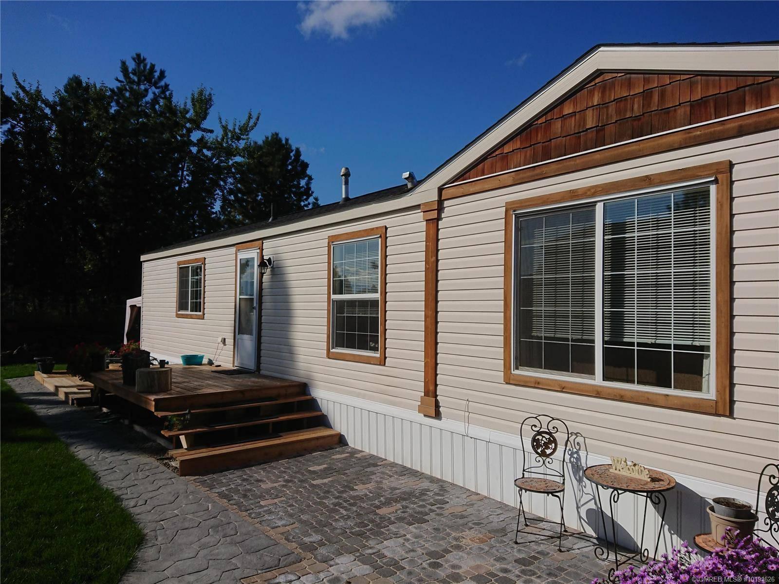 Residential property for sale at 9020 Jim Bailey Rd Unit 160 Kelowna British Columbia - MLS: 10191626
