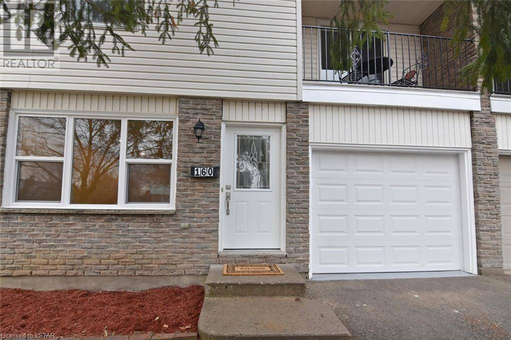 Home for sale at 160 Augusta Cres London Ontario - MLS: 238941