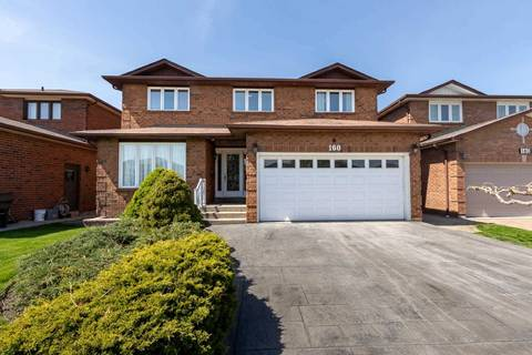 House for sale at 160 Beaver Bend Cres Toronto Ontario - MLS: W4471360