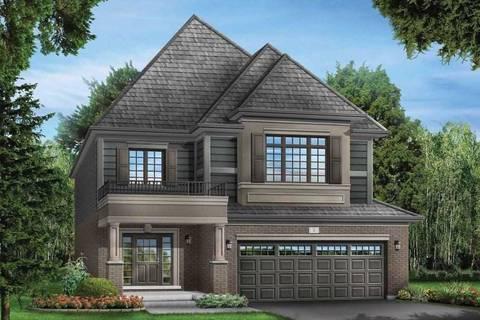House for sale at 160 Bilanski Farm Rd Brantford Ontario - MLS: X4673159