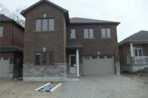 House for sale at 160 Bishop Dr Barrie Ontario - MLS: S4422903
