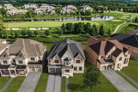 House for sale at 160 Botelho Circ Aurora Ontario - MLS: N4803540