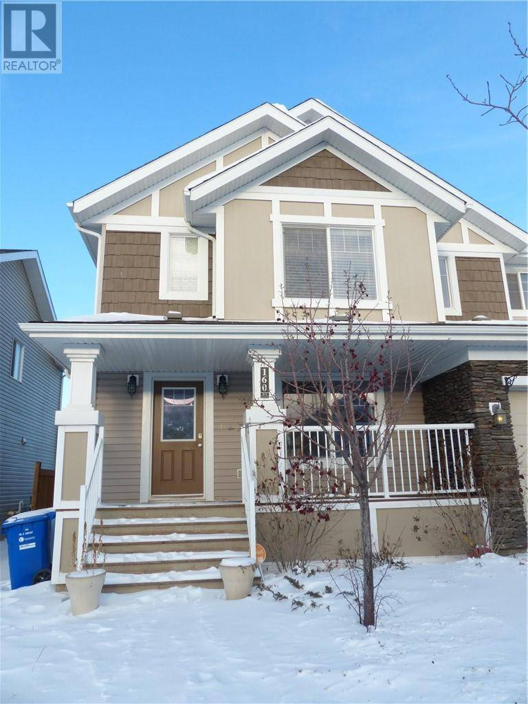 Townhouse for sale at 160 Callen Dr Fort Mcmurray Alberta - MLS: fm0185392