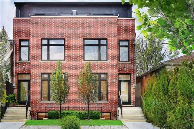 For Sale: 160 Cedric Avenue, Toronto, ON | 3 Bed, 4 Bath Townhouse for $1,498,000. See 16 photos!