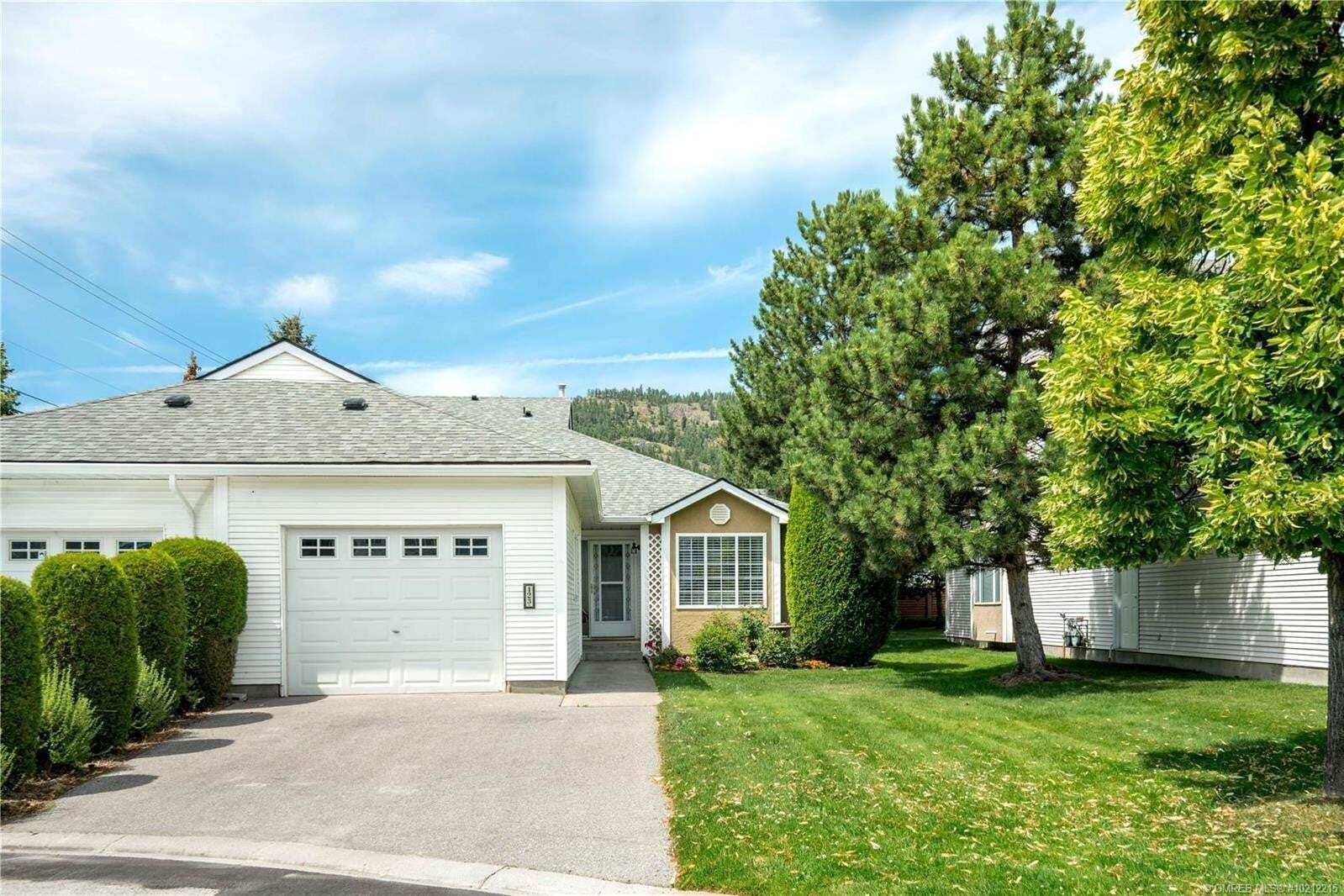 Townhouse for sale at 160 Celano Cres Kelowna British Columbia - MLS: 10212215