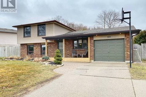 House for sale at 160 Chippewa Dr Chatham Ontario - MLS: 19014761
