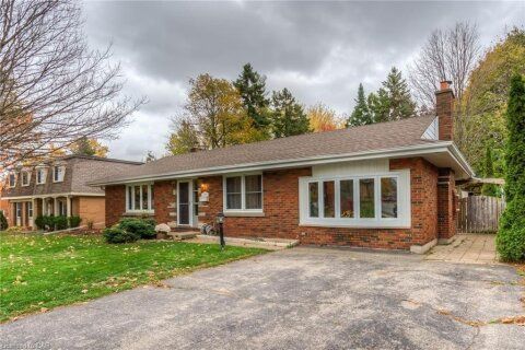 House for sale at 160 Churchill Dr Cambridge Ontario - MLS: 40037597