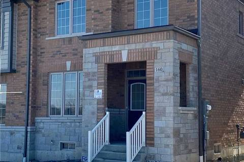 Townhouse for rent at 160 Coronation Rd Whitby Ontario - MLS: E4689720