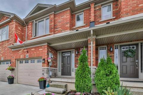 Townhouse for sale at 160 Edenrock Dr Hamilton Ontario - MLS: X4521982
