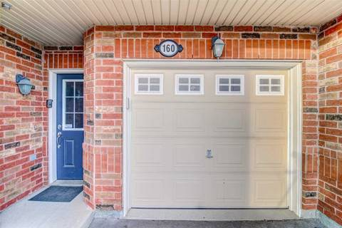 Townhouse for sale at 160 Higginbotham Cres Milton Ontario - MLS: W4478125