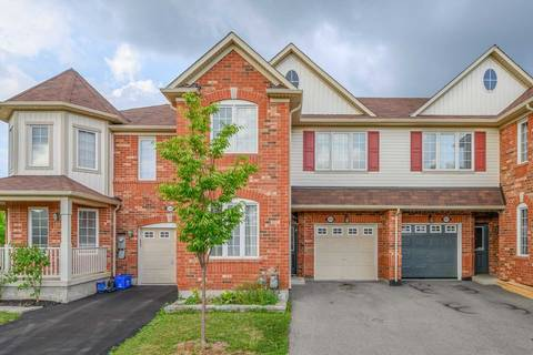 Townhouse for sale at 160 Higginbotham Cres Milton Ontario - MLS: W4522008