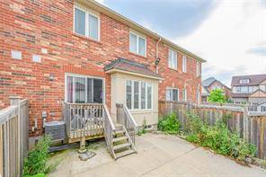 Townhouse for sale at 160 Higgonbotham Cres Milton Ontario - MLS: O4523207