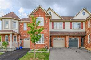 Townhouse for sale at 160 Higgonbotham Cres Milton Ontario - MLS: O4548137