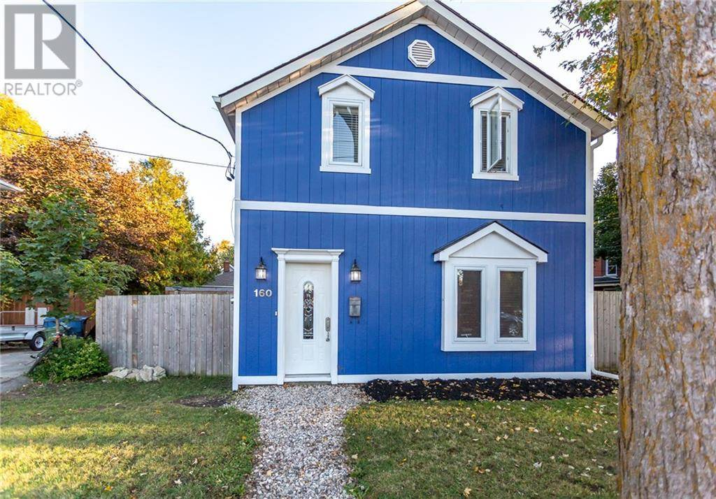 House for sale at 160 Inkerman St Guelph Ontario - MLS: 30771851