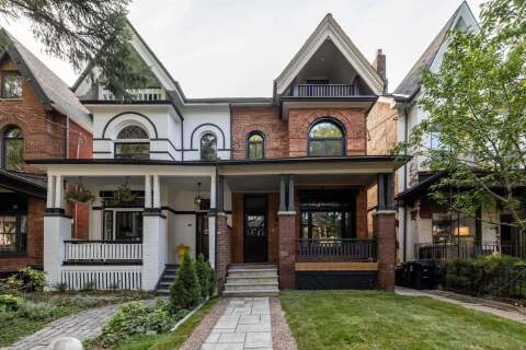 Townhouse for sale at 160 Macdonell Ave Toronto Ontario - MLS: W4923848