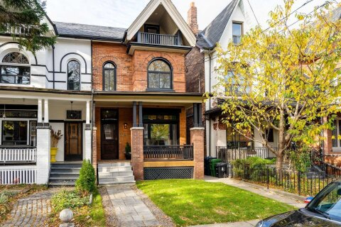 Townhouse for sale at 160 Macdonell Ave Toronto Ontario - MLS: W4983751