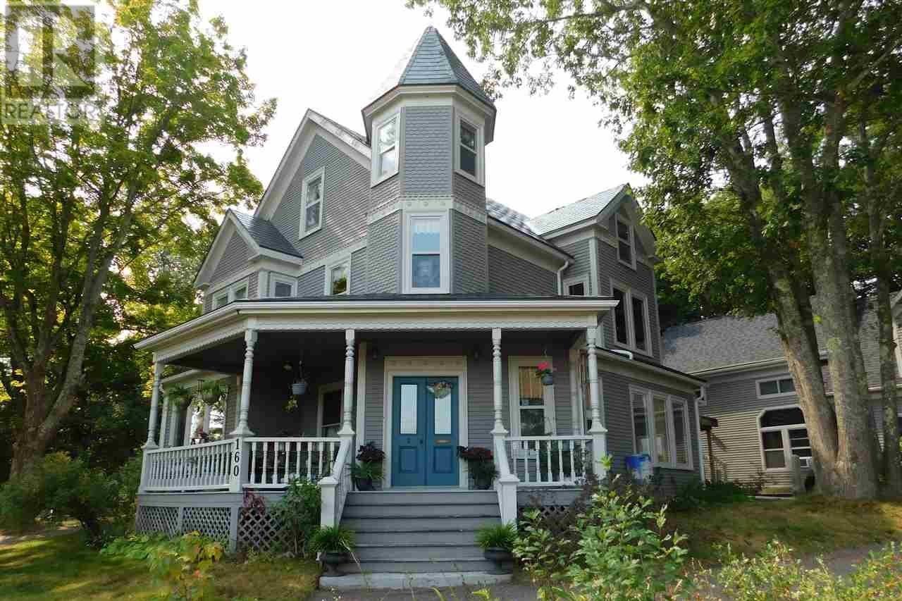 House for sale at 160 Main St Kentville Nova Scotia - MLS: 202018367
