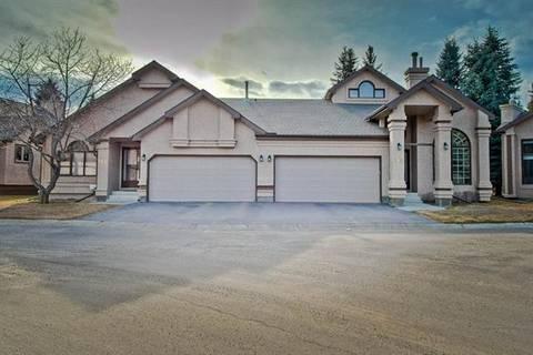 Townhouse for sale at 160 Oakbriar Cs Southwest Calgary Alberta - MLS: C4237551