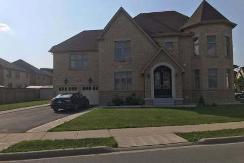House for rent at 160 Pannahill Dr Brampton Ontario - MLS: W4784882