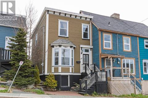 House for sale at 160 Pleasant St St. John's Newfoundland - MLS: 1196044